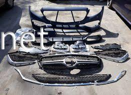 Фото Обвес Mercedes W213, стиль AMG
