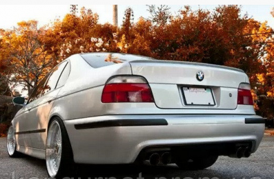 Фото Бампер задний  М -ка на BMW E39  51122498505