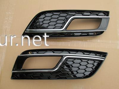 Фото Решетки противотуманок Audi A4 стиль RS4 2012-2015