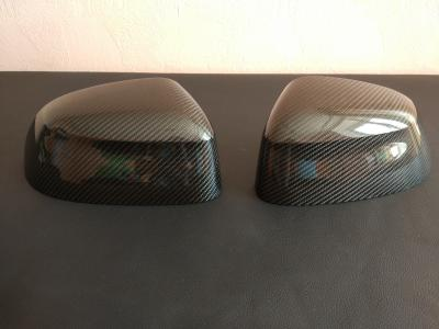 Фото Карбоновые накладки на зеркала BMW X5 F15 5116226110