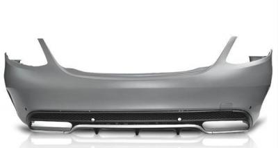 Фото Задний бампер Mercedes W205 в стиле AMG C63