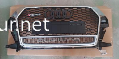 Фото Решетка радиатора Audi Q3 стиль RSQ3 Chrome (2015-...)
