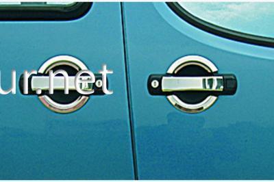 Фото Накладки на ручки Fiat Doblo 2000-2010