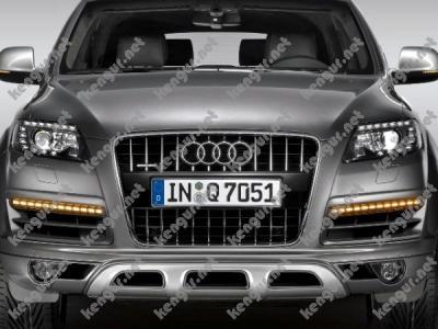 Фото Бампер передний Audi Q7 2012 (голый)