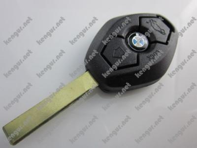 Фото Корпус ключа BMW (1001)