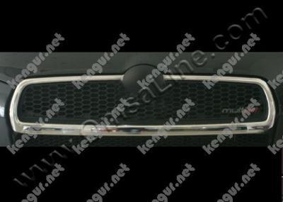 Фото Хром накладка на решетку радиатора (нерж.) 1 шт.