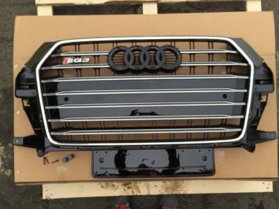 Фото Решетка радиатора SQ3 для Audi Q3 ( 2015-...) 8U0853651S T94