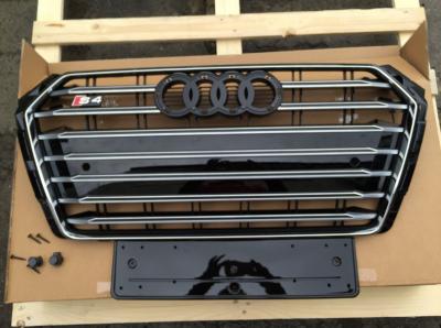 Фото Решетка радиатора Audi A4 B9 S4
