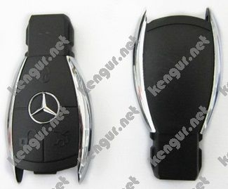 Фото Корпус ключа Mercedes Benz E Class W211 (2005)
