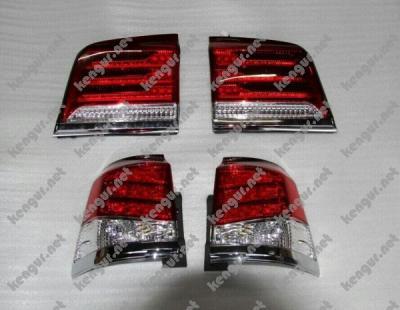 Фото Задние фонари, стопы Lexus LX-570 #327806