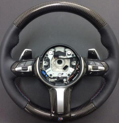 Фото Руль карбоновый на BMW X6 F16