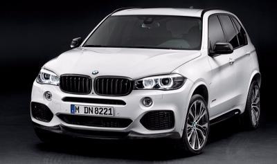 Фото Карбоновый обвес BMW X5 F15 M Perfomance 51952356907