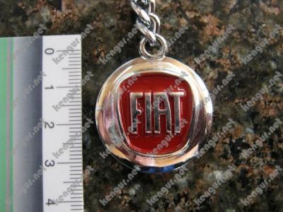 Фото Брелок на ключи  Fiat  #749861