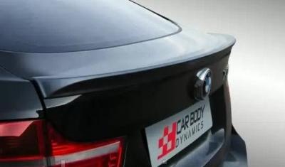Фото Спойлер (липспойлер) BMW X6 E71 abs
