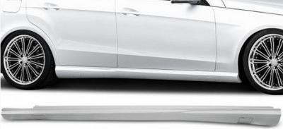 Фото Пороги  AMG  Mercedes E-class W212