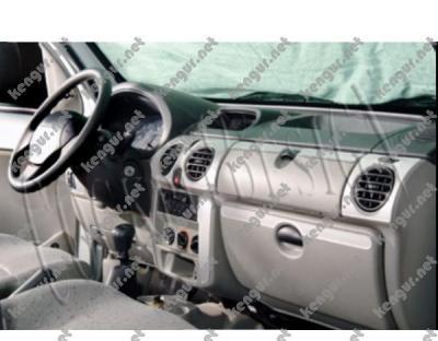 Фото Декоративные накладки салона Renault Kangoo #583706