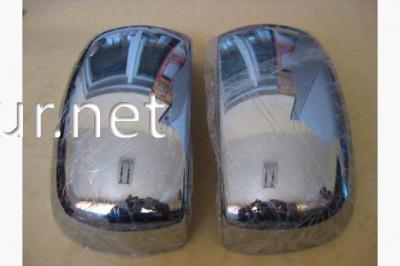 Фото Накладки на зеркала (пластик) Fiat Doblo 2000-2005