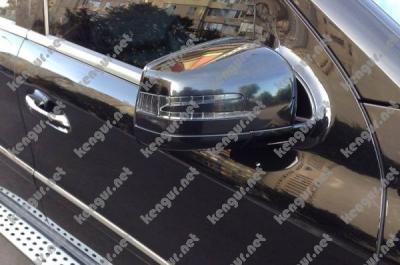 Фото Комплект зеркал на Mercedes-Benz GL-class X164 (рестайлинг)