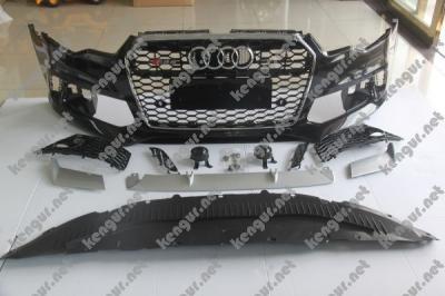 Фото Бампер передний Audi A6 в стиле RS6 2012 4G0807065APGRU