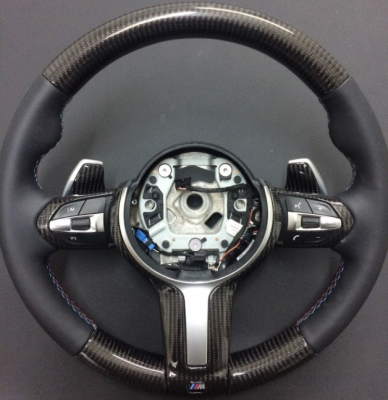 Фото Руль карбоновый на BMW F32