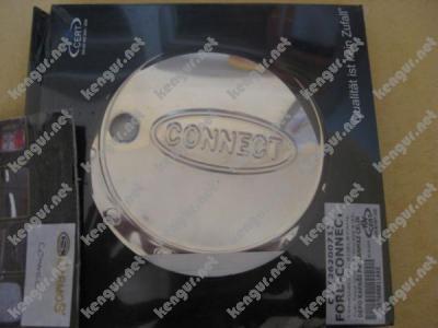 Фото Хром накладки на бак Ford Connect