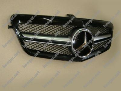 Фото Решетка радиатора Mercedes E-class W212 (2009-2013)