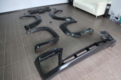 Фото Обвес Brabus Widestar для Mercedes GL63 AMG W166