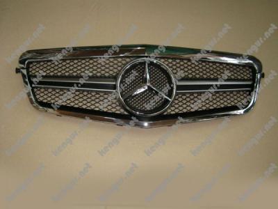 Фото Решетка радиатора Mercedes E-class W212 (2009-2013) #564376