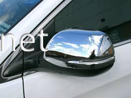 Фото Накладки на зеркала Honda CR-V 2012-…
