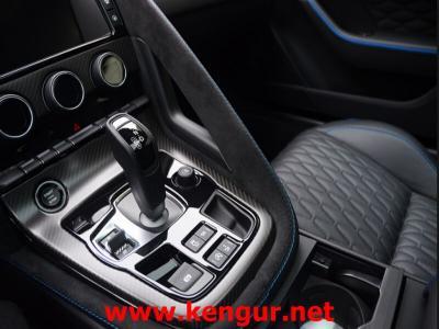 Фото Карбоновый салон на Jaguar F-Type