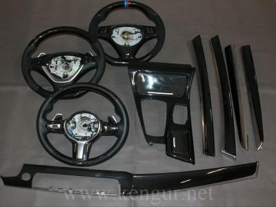 Фото Карбоновый салон BMW F10/F11