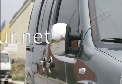 Фото Накладки на зеркала (Omsa) Fiat Doblo 2000-2005