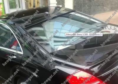 Фото Блэнда на заднее стекло Mercedes S-class W221