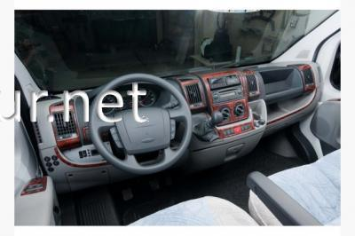 Фото Накладки на панель Citroen Jumper 2006-2014