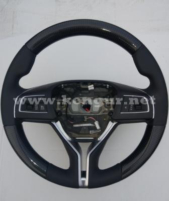 Фото Руль карбоновый на  Maserati Gran Turismo