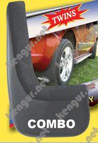 Фото Брызговики Opel Combo задние