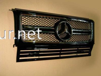 Фото Решетка радиатора Mercedes Benz G65 AMG A4638800623