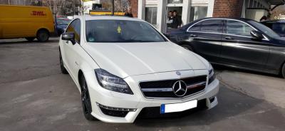 Фото Обвес на Mercedes-Benz CLS-Class W218 стиль AMG
