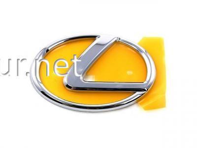 Фото Эмблема в решетку (к обвесу рестайлинг) Lexus LX 2012-2015