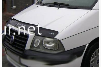 Фото Дефлектор капота - мухобойка (VIP) Fiat Scudo 2004-2006