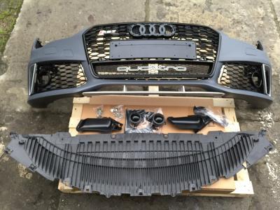 Фото Передний бампер RS7 на Audi A7 (2015-...)