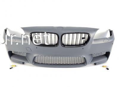 Фото Бампер передний BMW F10, стиль М5