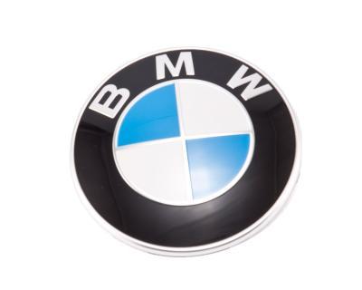 Фото BMW эмблема капота 51148132375