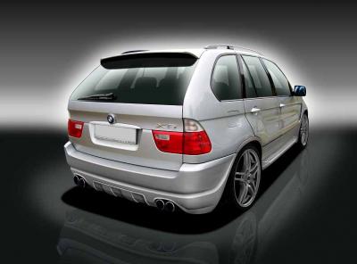 Фото Бампер задний BMW X5 E53 51127027049