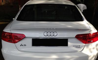 Фото Спойлер на крышку багажника Audi A5 Coupe