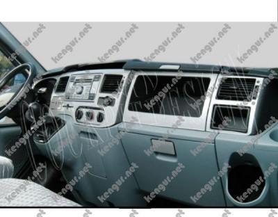 Фото Декоративные накладки салона Ford Transit #732803