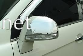 Фото Накладки на зеркала (пластик) Chevrolet Captiva 2006-2018