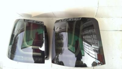 Фото Задние фонари, стопы GLOHH на Range Rover Sport L320 тонированные