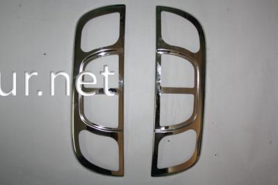 Фото Накладки на задние фонари (стопы) Fiat Fiorino 2008-…