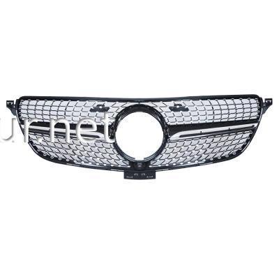 Фото Решетка радиатора Diamond black (с местом под камеру) Mercedes GLE-Coupe C292 2015-...